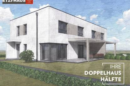 Doppelhaushälfte inkl. Grund in LEOPOLDSDORF