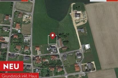 TOP Grundstück in ruhiger Lage inkl. Haus ab € 320.802,-