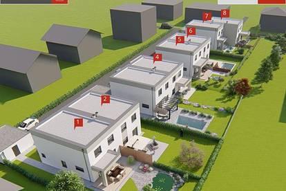 Gmunden: Grund+Doppelhaus zum SONDERPREIS ab € 327.990,-