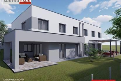 Modernes Doppelhaus (NORD) in Katsdorf ab € 386.469,-