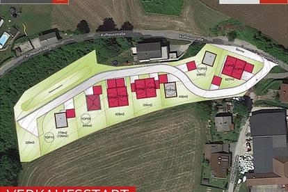 Verkaufsstart: Grund+Ziegelmassivhaus in Pinsdorf Kufhaus