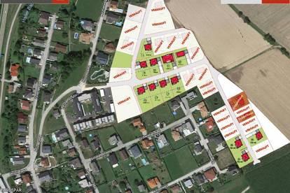 Bad Hall-790m² Grund + Ziegelhaus ab € 361.210