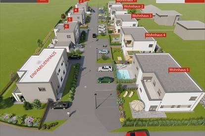 Desselbrunn: Moderne Doppelhäuser inkl. Grund ab € 323.362,-