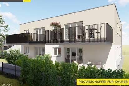 Wohnung + Garten in Pettenbach ab € 247.600,-