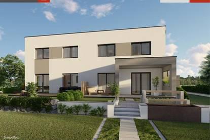 Pinsdorf: TOP Doppelhaushälfte inkl. Grund ab € 375.695,-