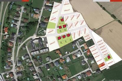 Bad Hall-818m² Grund + Ziegelhaus ab € 392.476