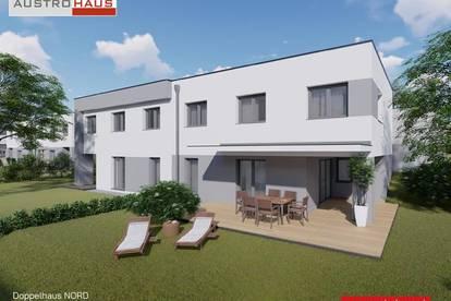 Katsdorf: Doppelhaus NORD in top Lage ab € 388.295,-