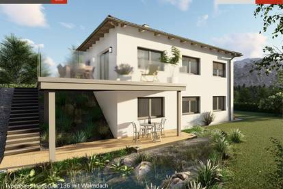 Unser Ziegelhaus auf Ihrem Grundstück schlüsselfertig um € 329.335,-
