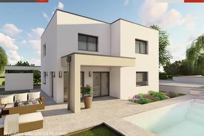 Unser Ziegelhaus auf Ihrem Grundstück schlüsselfertig um € 298.717,-