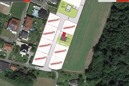 637 m² Grund + Ziegelhaus in Pucking ab € 499.170,-