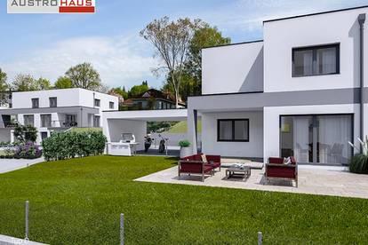 Ihr Doppelhaus+Grund mit Top Lage in Leonding ab € 671.830,-