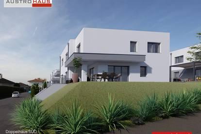 Ihre moderne Doppelhaushälfte Süd in Katsdorf ab € 488.877,-