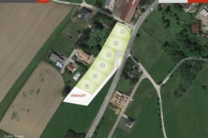 Pilsbach/Kirchstetten: Grund inkl. Haus ab € 388.810,-