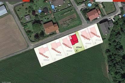 Pucking: Letztes Grundstück inkl. Haus ab € 424.695 sichern