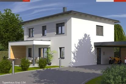 Pinsdorf: Modernes Haus aus Ziegel inkl. Grund ab € 464.900