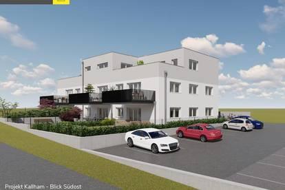 Schlüsselfertige Wohnung mit Balkon in Kallham ab € 322.500