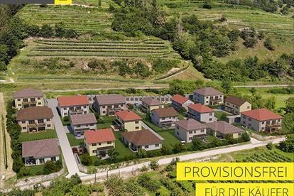 Eigentumswohnung mit Eigengarten in Spitz ab € 225.300,-