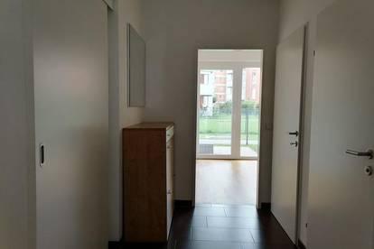 3-Zimmer Wohnung mit 52,28 m² Garten!