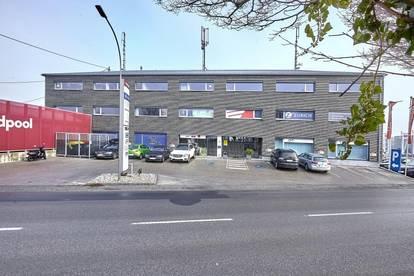 Green Building - Gewerbeobjekt in Steyr!