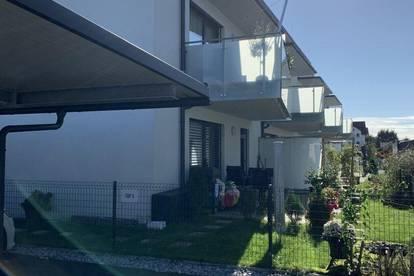 Neuwertige Gartenwohnung! 3-Zimmer & Carport!