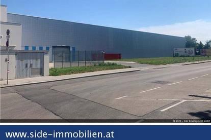 Lagerhalle (Teilflächen ab 1.000 m²) in TOP Frequenzlage zu mieten