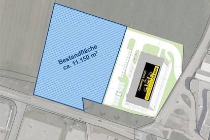 Wiener Neustadt: Gewerbegrundstück - langfristig zu mieten/Baurecht