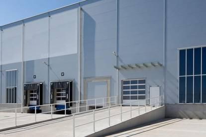 modernste Lager- und Büroflächen Nähe G3 zu mieten - ausgezeichnete Verkehrsanbindung