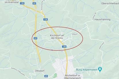 Kirchdorf an der Krems: Gewerbegrundstück in Top-Lage zu kaufen