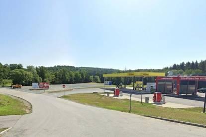 Oberwart - Grundstück von 2.000 m² bis 4.800 m² im Gewerbegebiet Kemeten langfristig zu mieten