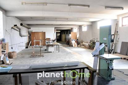 Viel Platz auf über 1.000 m² Nutzfläche