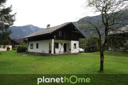 Renovierungsbedürfiges Einfamilienhaus in Obertraun bei Hallstatt