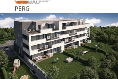 Perg | Fuchsenweg - Baubeginn Anfang 2021! - traumhafte Eigentumswohnung mit schönem Balkon - zusperren und frei sein!
