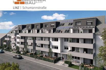 Verkaufsbeginn - Linz | Schumannstraße - Neubau mit Tiefgarage und Lift - Gartenwohnung - jetzt informieren!