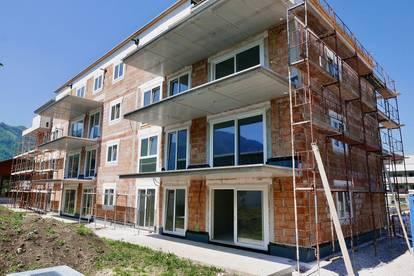 Hochwertige 2-ZI Gartenwohnung im Zentrum von Micheldorf - Bezug noch heuer möglich - jetzt Besichtigung vereinbaren!