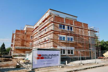 Baustellenbesichtigung ab sofort möglich! - Helle 4-Raum Wohnung mit Lift und Tiefgarage - jetzt Termin vereinbaren!