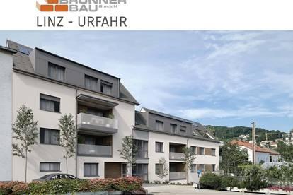 Linz | Urfahr - Neubau - kompakte 2 ZI-Wohnung mit Loggia - perfekte Anlegerwohnung!