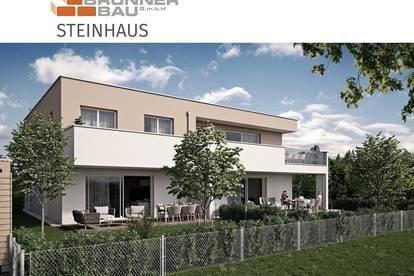 Grünruhelage trifft Stadtnähe - Steinhaus bei Wels - Gartenwohnung mit sehr großem Eigengarten - jetzt informieren!