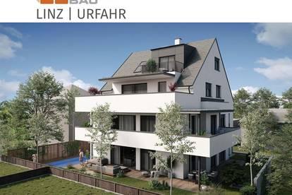 Linz | Karlhofstraße - Neubau - 4-Raum-Wohnung mit großzügigem Balkon - Grünruhelage!