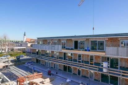 """Gunskirchen, Zentrum - """"Zeit für die schönen Dinge des Lebens"""" - traumhafte Dachterrassenwohnung mit Lift und Tiefgarage"""