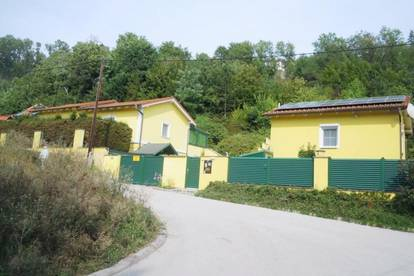 Einfamilienhaus auf Eigengrund - nur 800 mtr. vor der Wiener Stadtgrenze