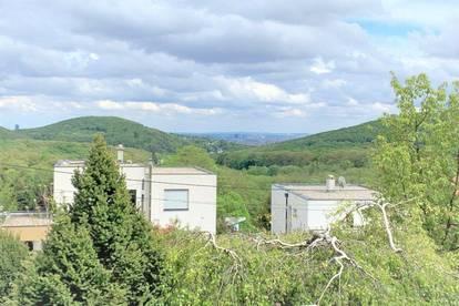 Baubewilligtes Grundstück mit Wienblick am Rande des Wienerwaldes!