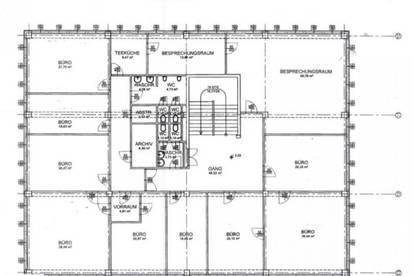 Büroräume / Büroflächen / Lagerflächen im Innen- und Außenbereich in verschiedenen Größen ab SOFORT zu vermieten!
