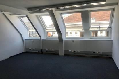 Flexible Bürofläche im Denzelhaus Nähe Naschmarkt zu mieten