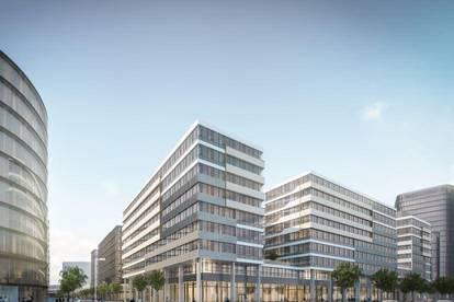 QBC 1 - Büroflächen im Quartier Belvedere zu mieten