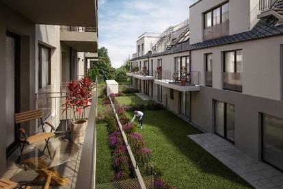 Investieren in der Anton-Baumgartner-Straße