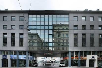 Charmantes, perfekt aufgeteiltes Büro im Denzelhaus Nähe Naschmarkt zu mieten