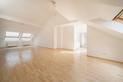 Schöne 3 Zimmer Dachterrassenwohnung