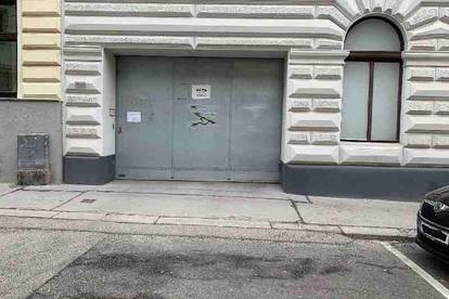 Garagenstelplatz zu Vermieten, Nußdorfer Straße