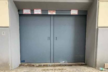 Garagenstellplatz zum Vermieten