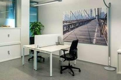 Serviced Offices im Business Center - DC Tower AUSSCHLIESSLICH SERVICIERTE BÜROS